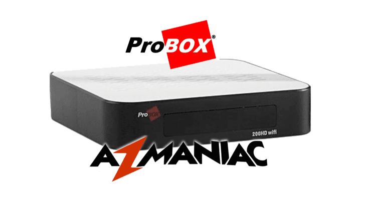 Probox PB200 HD Wifi