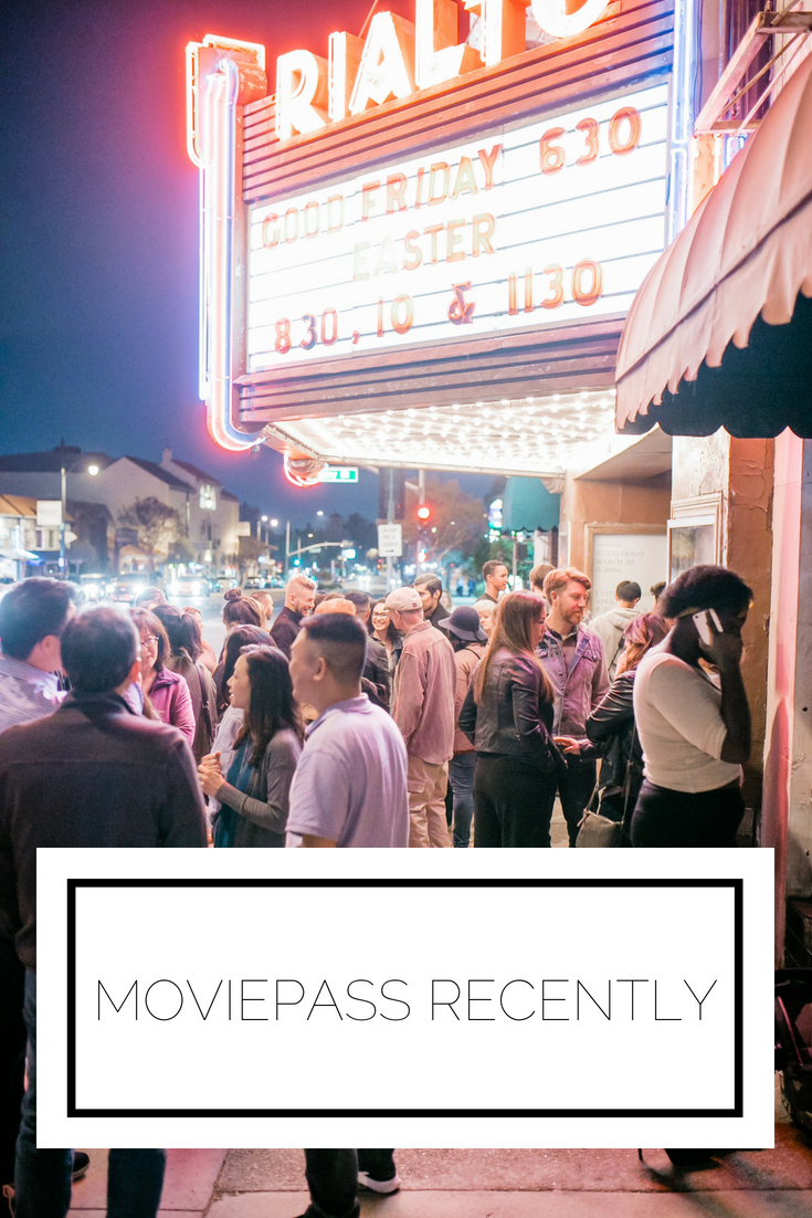 Click to read now or pin to save for later! I recently decided to keep movie pass and thought I'd give you a look at the movies I've seen and how I'd rate each one