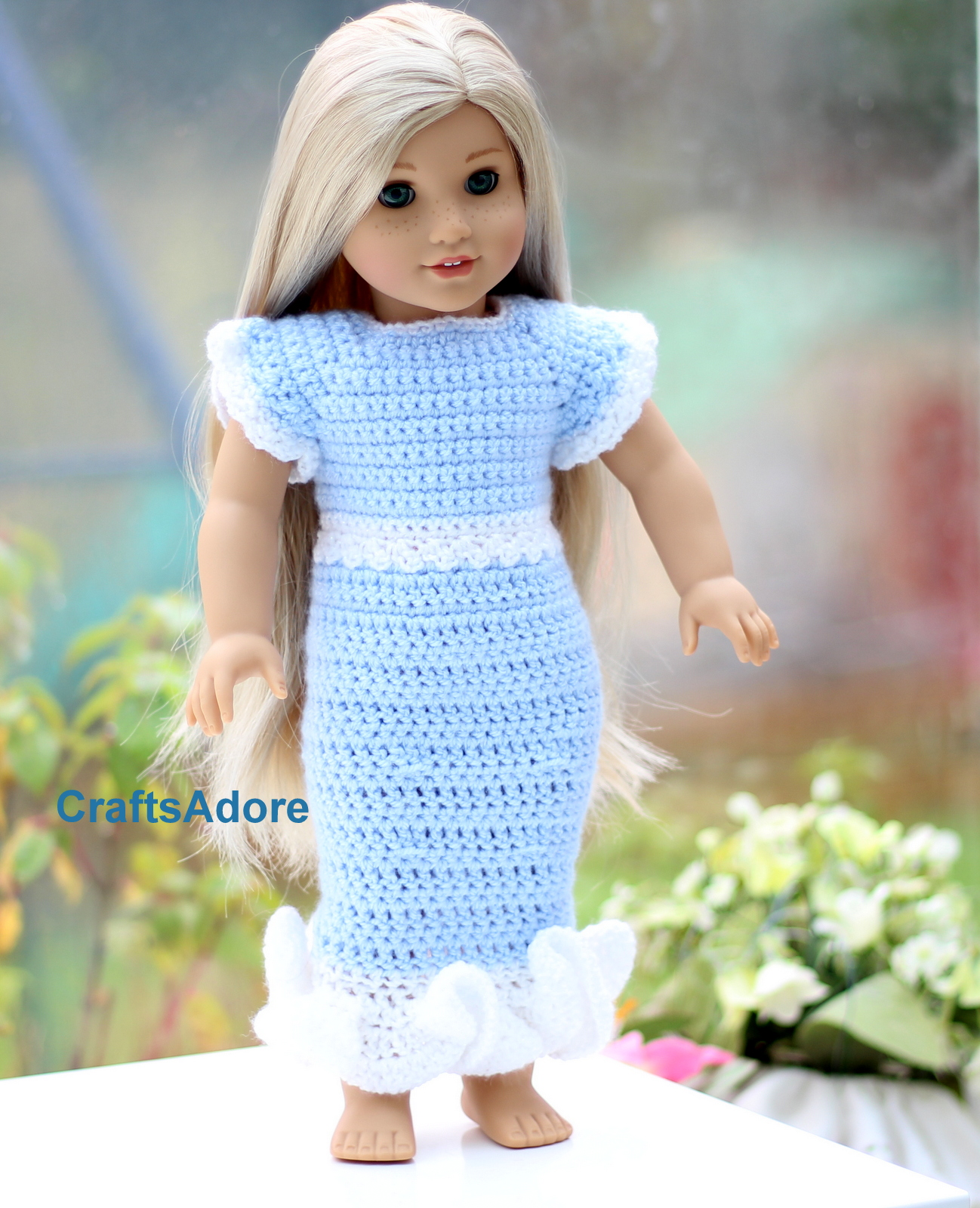 Free Crochet Patterns For American Girl Doll Amazing Design Inspiration