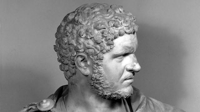 Caracalla y Derecho romano