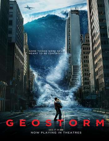 Geostorm 2017 English 450MB BRRip 720p ESubs HEVC