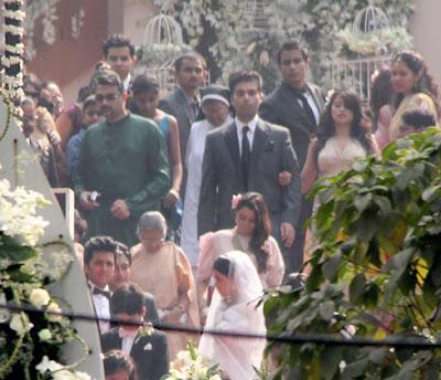 Karan_Johar_Best_Man_At_Ritesh_Genelia_Wedding