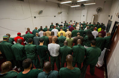 penjara di New York terketat ini banyak para napi yang menjadi mualaf