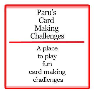 parus card making challenges