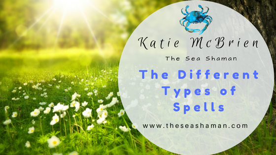 The Different Kind of Spells - Katie McBrien - The Sea Priestess