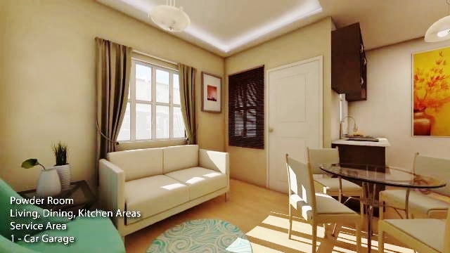 House For Sale In Lancaster Cavite Anica Model Lancaster Zone 2