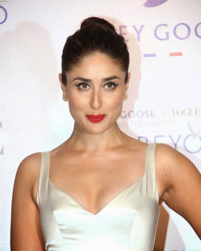 Kareena Kapoor, Pics from Red Carpet of Grey Goose & Vogue's Fly Beyond Awards 2014