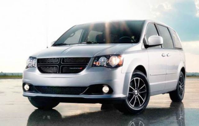 2018 Dodge Grand Caravan Rumors