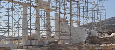 Θαυμαστά ευρήματα σε αρχαϊκό ιερό στο νησί Δεσποτικό