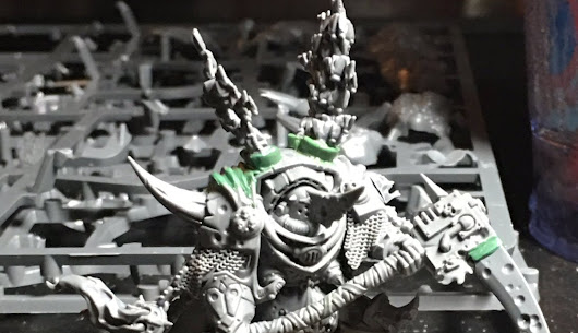 A Typhus Conversion and Dreadnought step forward for Helloween 2017