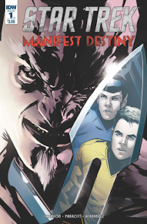 Review: Star Trek: Manifest Destiny