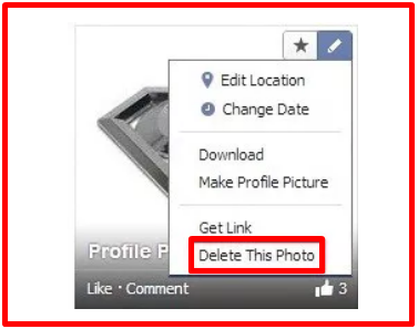 How To Delete Facebook Photos