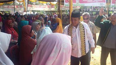 Ustad Solmed, Kampanye Arinal dan Kekecewaan Warga