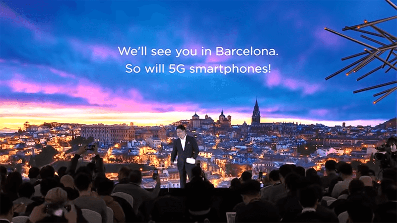 More than one smartphone with 5G from Huawei?