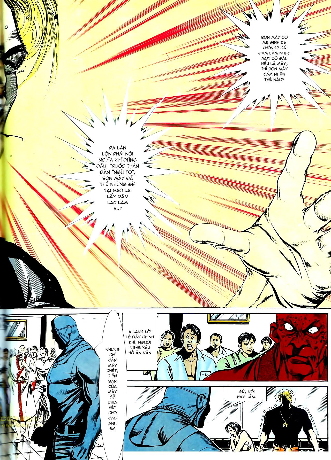 Người Trong Giang Hồ chapter 141: chính khí lẫm liệt trang 15