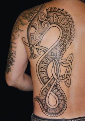 neo polytheist: Germanic Pagan Tattoos
