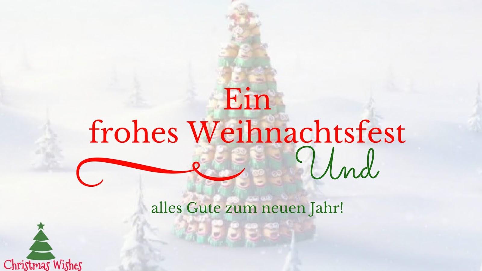 Lustig Frohe Weihnachten.Fantastisch Lustige Minions Bilder Frohe Weihnachten 2018