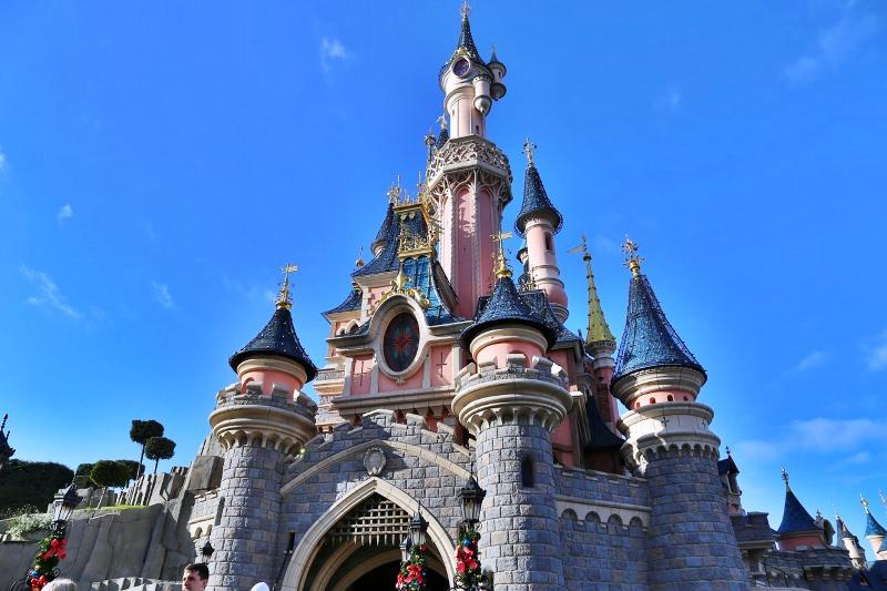 castelo da Disneyland
