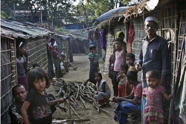 Mayoritas Netizen Indonesia Mengaitkan Kasus Rohingya dengan Pemerintah Jokowi