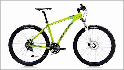 Harga Jual Sepeda Gunung Polygon Xtrada 3 Green
