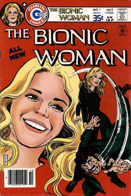 6 MILIONS DOLLARS MAN (Kenner) 1976 The-bionic-woman-comics001
