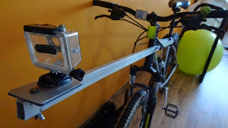 GoPro DIY Pole for Bike