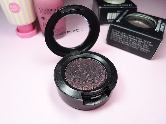 liz breygel mac cosmetics eyeshadow beauty makeup review