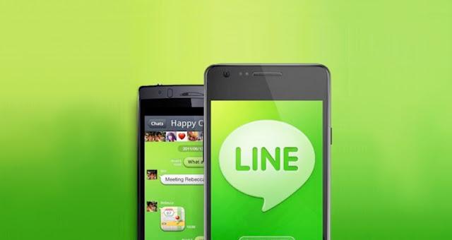 Belajar Membuat Stiker LINE Sendiri Menggunakan Smartphone