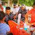 TNI AL dan Puskesmas Saumlaki Gelar Karya Bakti  Dan Pengobatan Massal