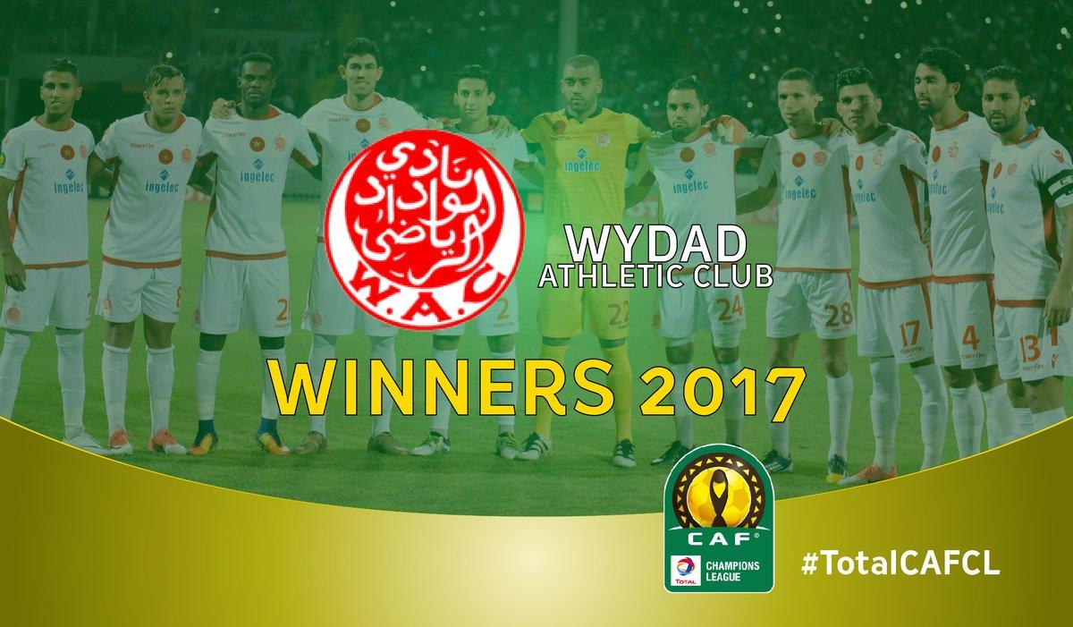 فيديو | الوداد المغربى يفوز على الاهلى المصرى ويحقق بطولة دورى الابطال الافريقى 2018