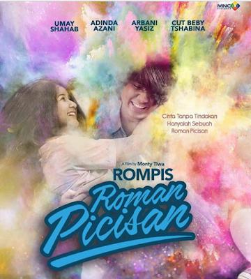 Film Roman Picisan tentang Kisah Percintaan