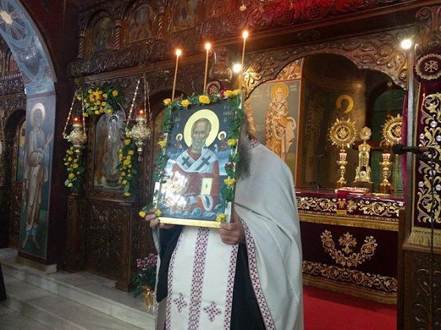 Τον Άγιο Νικόλαο γιόρτασαν στο Άστρος