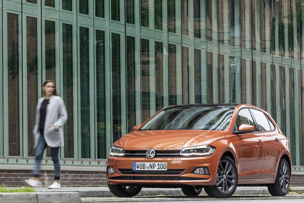 Dimensioni della Nuova Volkswagen Polo 2017