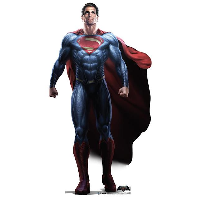 Póster de Superman para Imprimir Gratis.