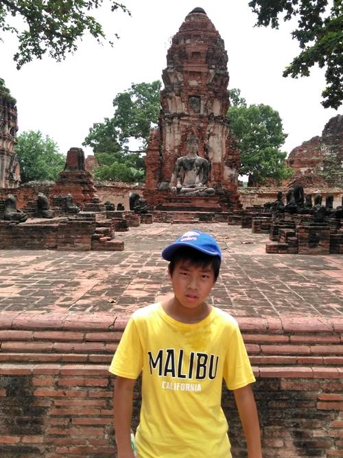 ワット・マハタート Wat Phra Mahathat