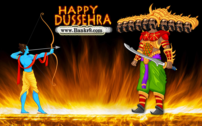 Happy Dussehra Friends