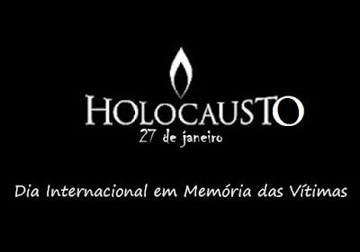 Comunidade judaica promove cerimônia do Dia Internacional em Memória das Vítimas da Shoá