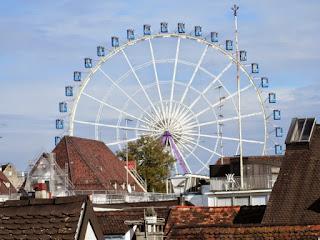 Basilea ruota panoramica