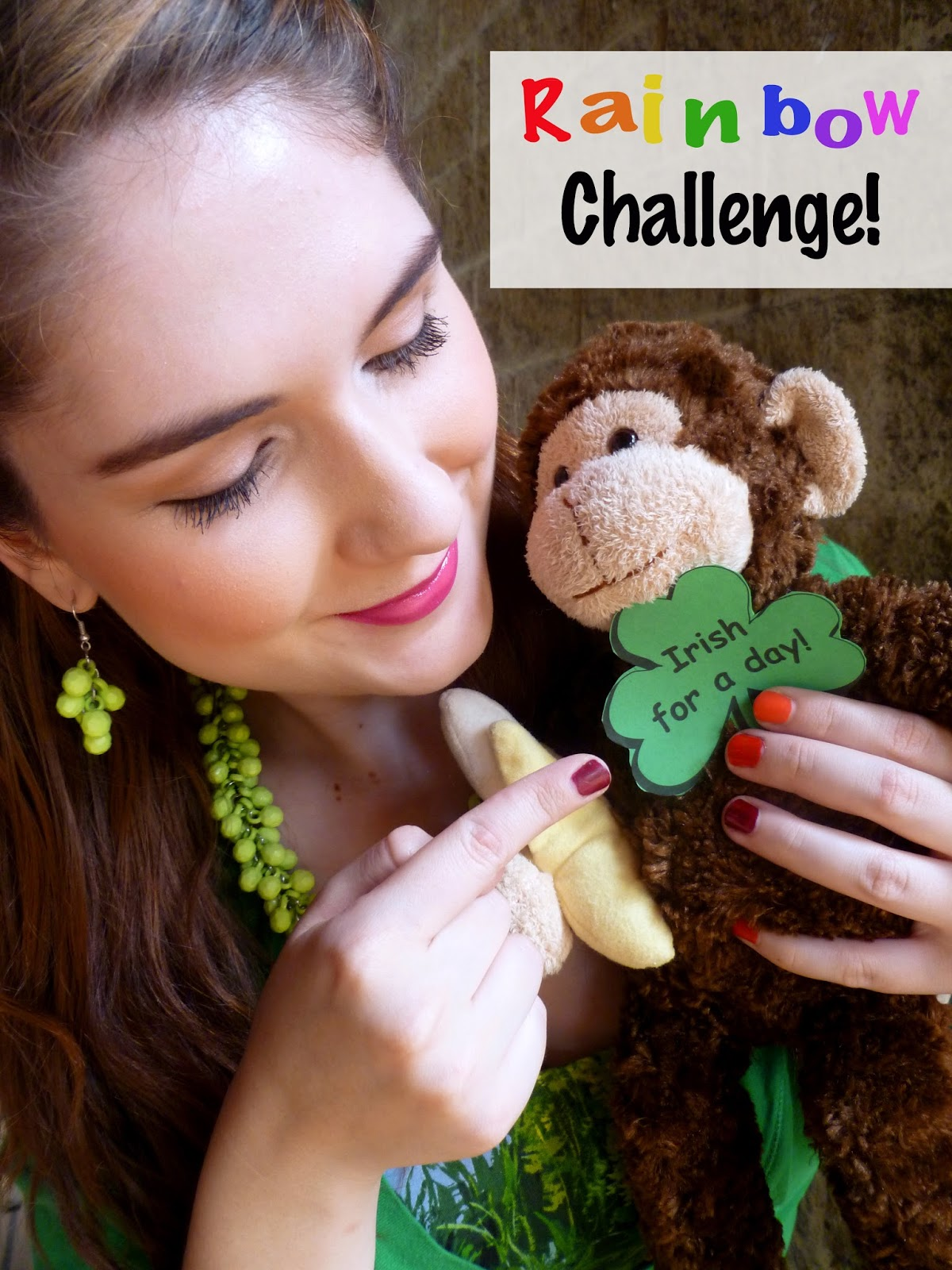 fashion challenge, st. patricks day, rainbow fashion, rainbow outfits, fashion blog