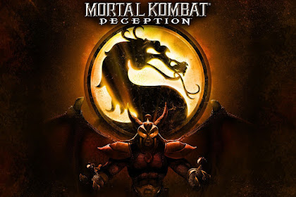 How to Get Free Download Game Mortal Kombat Deception for Computer PC or Laptop