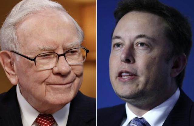 Buffett knocks Elon Musk's plan for Tesla to sell insurance: 'It's not an easy business'
