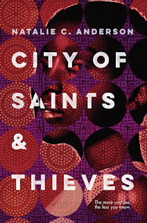 City of Saints & Thieves - Natalie C. Anderson [kindle] [mobi]