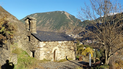Iglesia Sant Romá de Les Bons