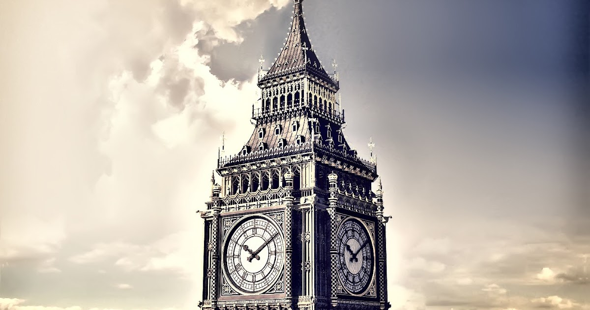 K Anime Wallpaper Desktop Wallpaper London Big Ben Clock Tower Desktop
