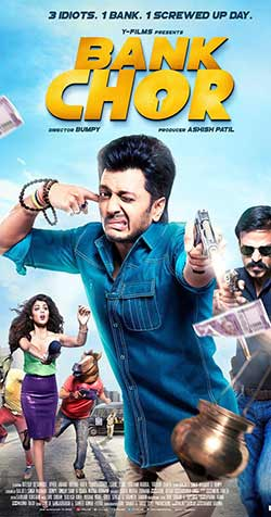 Bank Chor 2017 Full 300MB Movie Download HDRip 480p at movies500.info