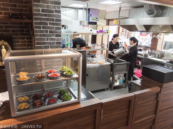 台中北區野菜豐蔬食 滷菩提中國醫店,素食日式風味簡餐,外帶九折