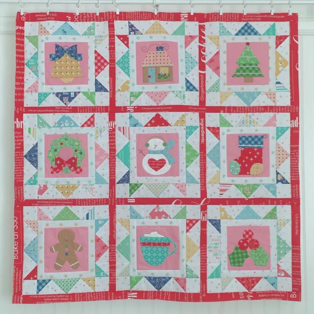Bee In My Bonnet: Cozy Christmas Sew Along - Week Eleven - Block ...