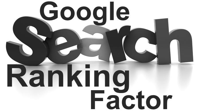 Faktor Peringkat Google