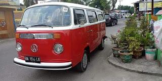 Jual Mobil Antik Jerman VW Kombi 1974