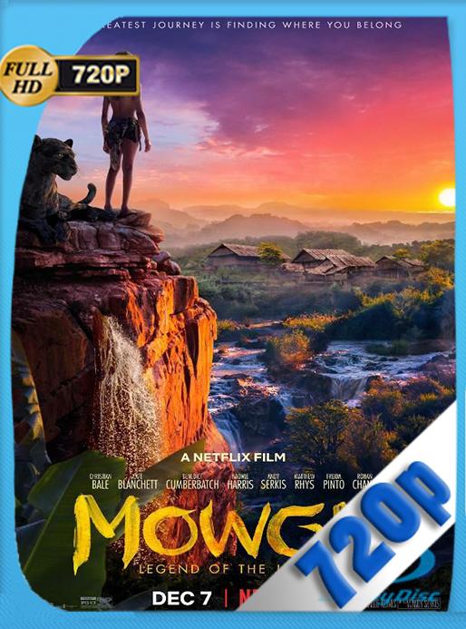 Mowgli: Relatos del libro de la selva (2018) HD [720p] Latino [GoogleDrive] VengadorHD